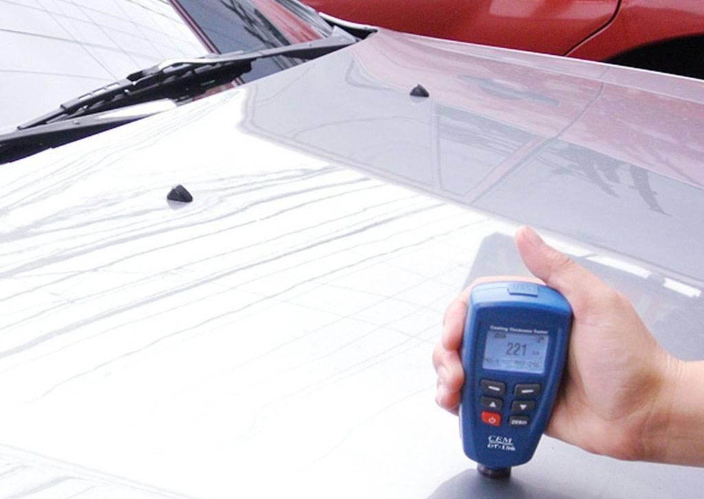 Как выбрать толщиномер лакокрасочных покрытий автомобилей
