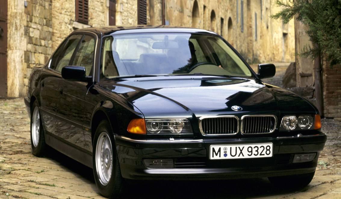 Bmw 7 series (e38) 1994 – 2001 - проблемы и неисправности