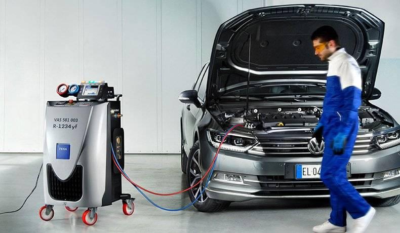 Обслуживание автомобильного кондиционера:советы от эксперта.