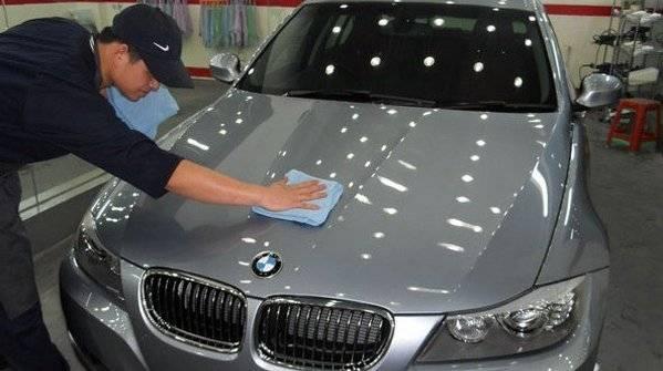 Жидкое стекло для автомобиля: эффективная защита и привлекательный внешний вид