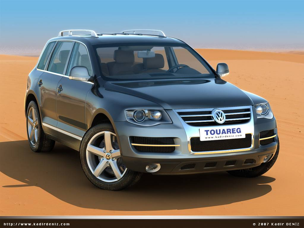 Вам гламур или в грязищу? Ищем отличия между Volkswagen Touareg I и II поколения