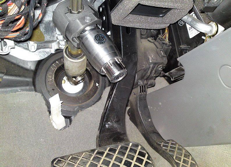 Стоит ли пользоваться блокираторами рулевого вала? обзор популярных моделей, особенности установки