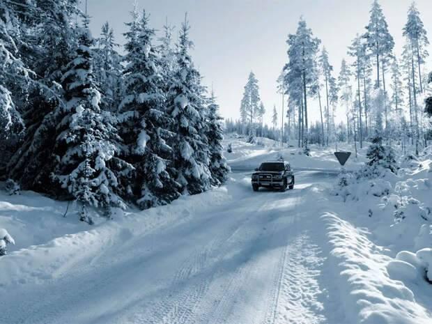 Топ-5 лучших автомобилей для русской зимы
