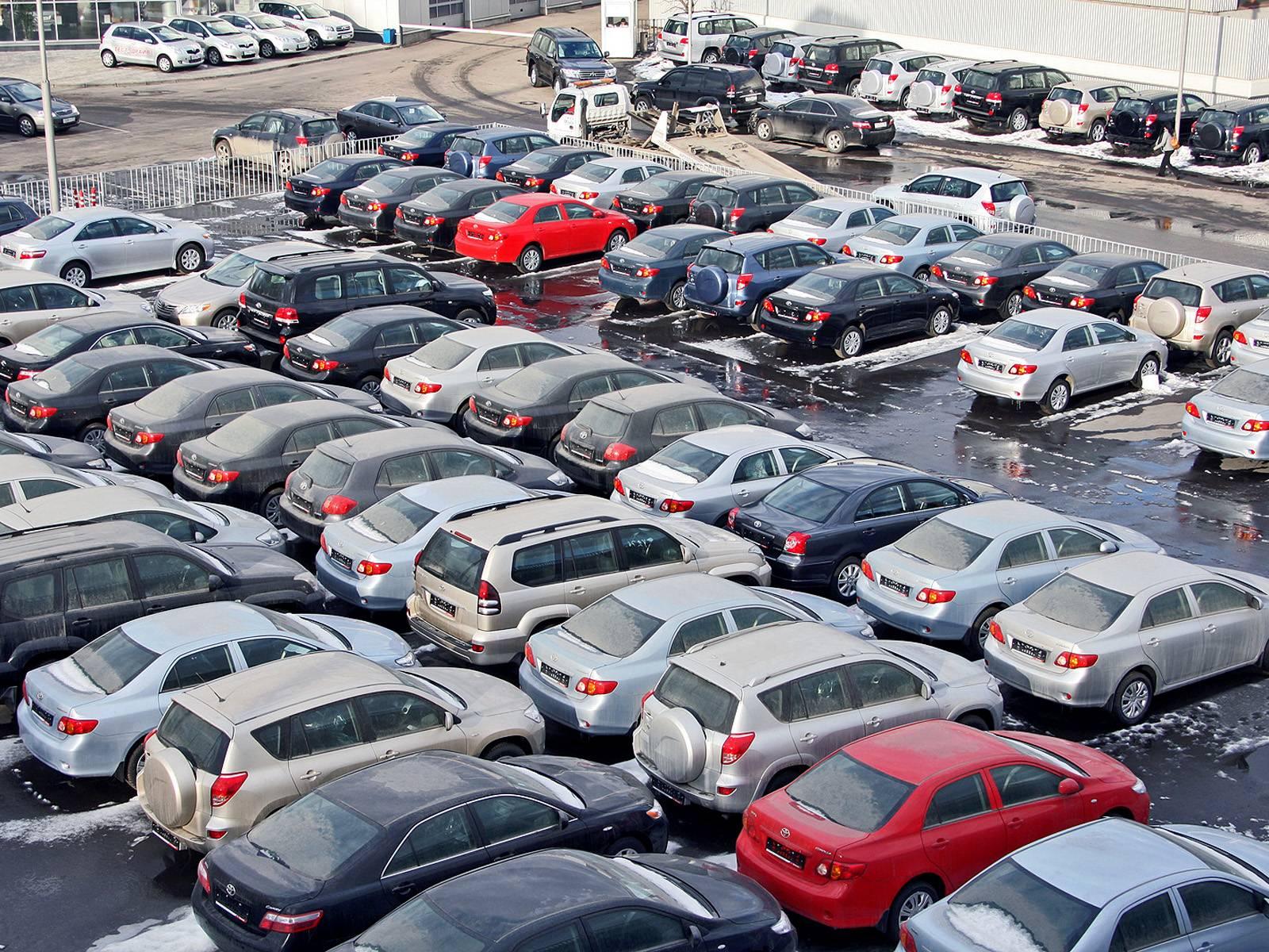 В России снова подешевели автомобили с пробегом