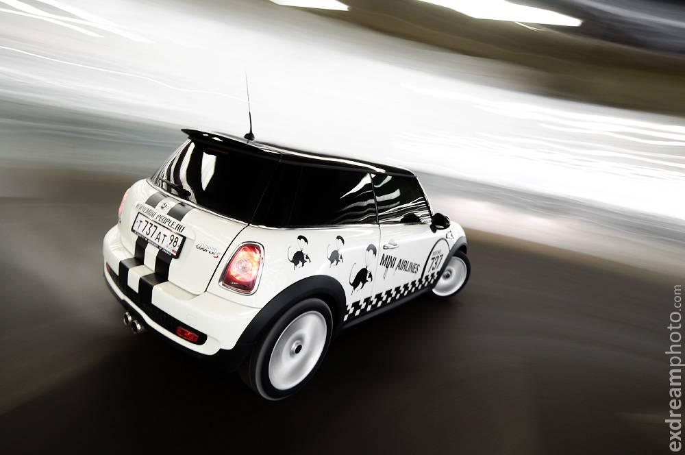 Mini. большая история маленького автомобиля