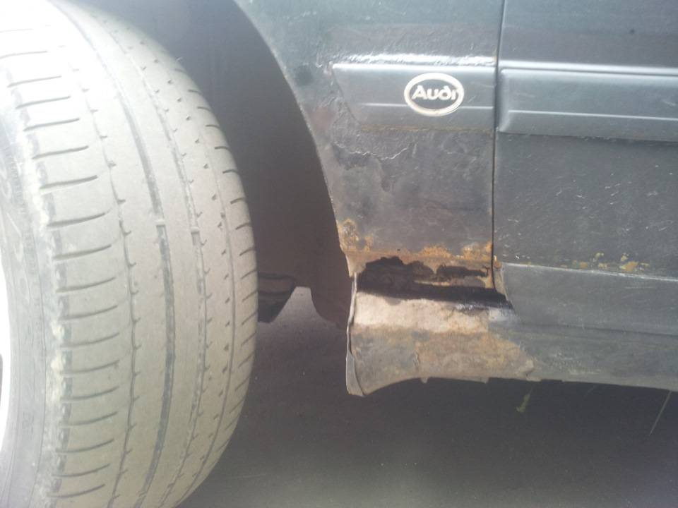 Audi 100 / a6 c4 - проблемы и неисправности