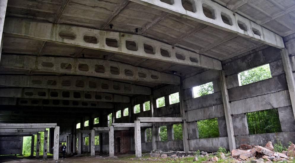 Лес, полный тайн. заброшенные военные объекты, часть 2