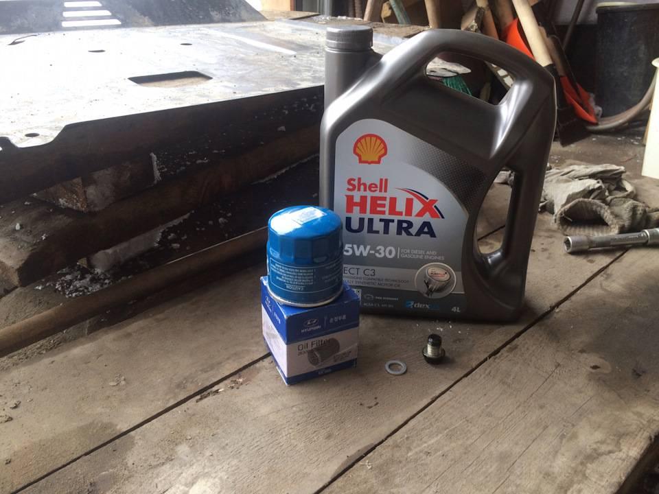 Какое масло лучше заливать в двигатель kia rio