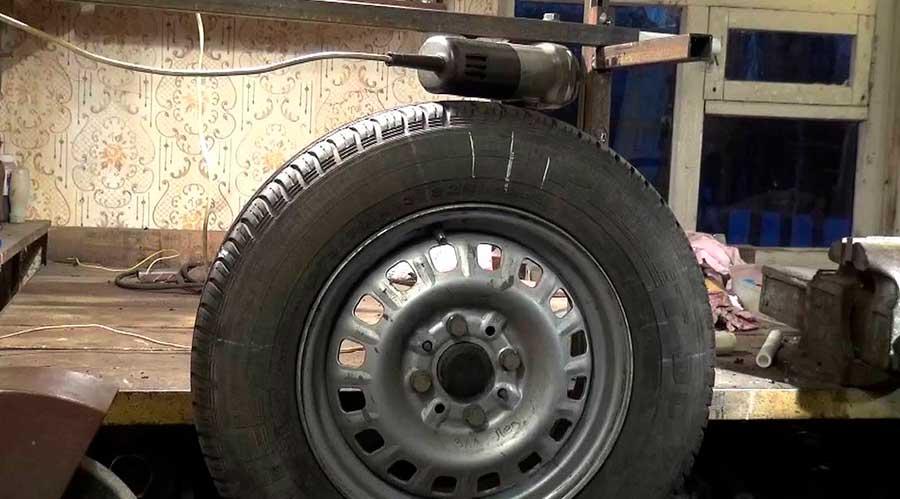 Самодельная балансировка. самодельный балансировочный станок для колес своими руками