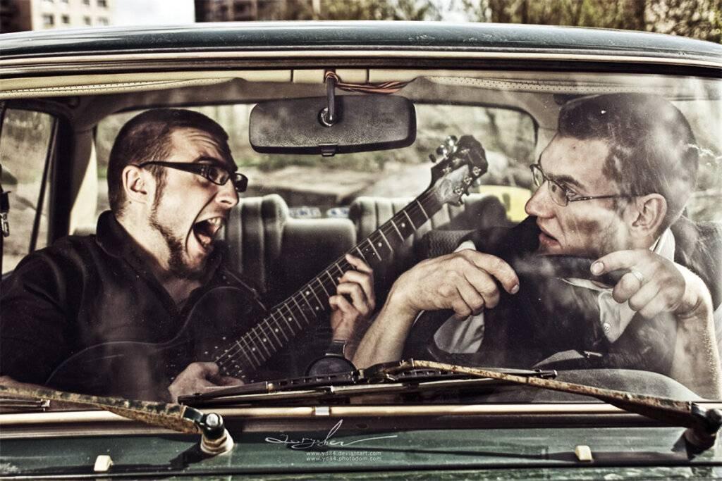Ученые назвали самые опасные дляводителей песни