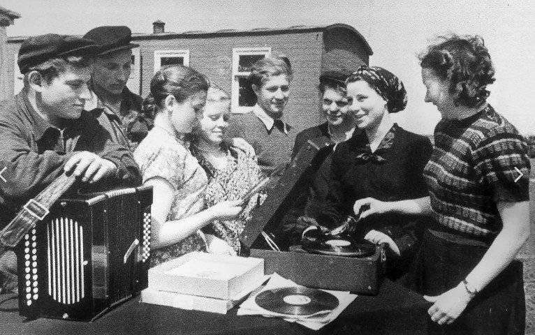 Музыкальные телепередачи. советское телевидение.