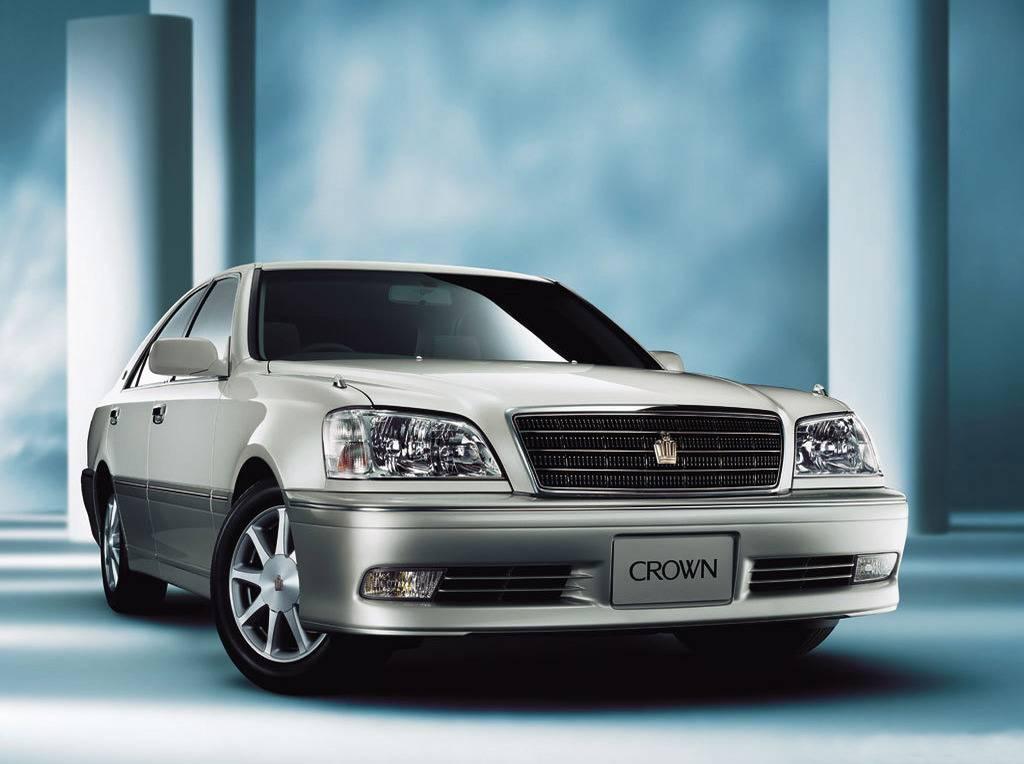 Бизнес-класс из 90-ых: стоит ли покупать Toyota Crown Х (S150)