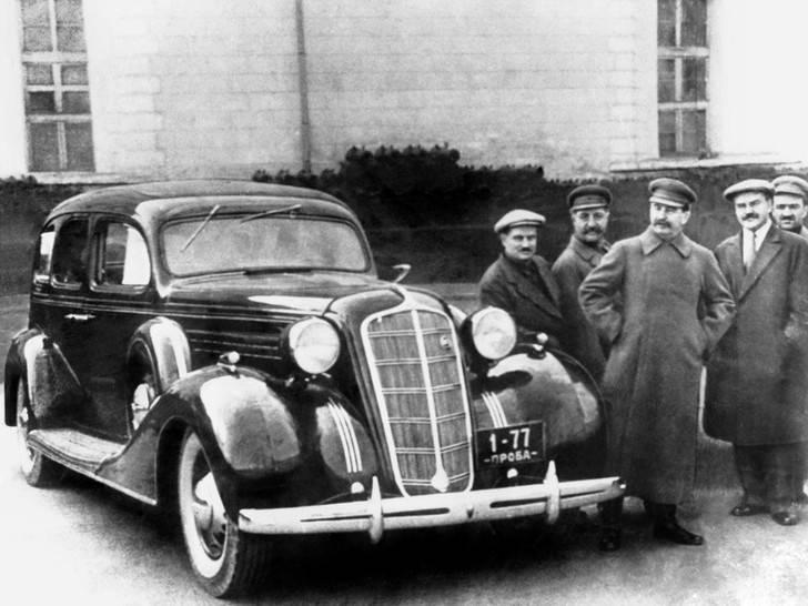 Лимузины,которые вошли в историю