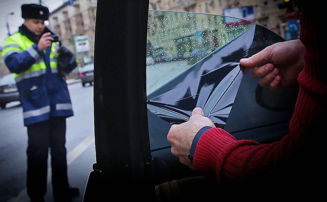 Закон и штраф за тонировку стекол автомобиля - riverautolab