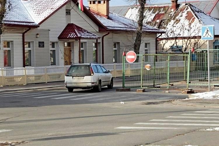 Наказание за движение под знак «проезд запрещен»