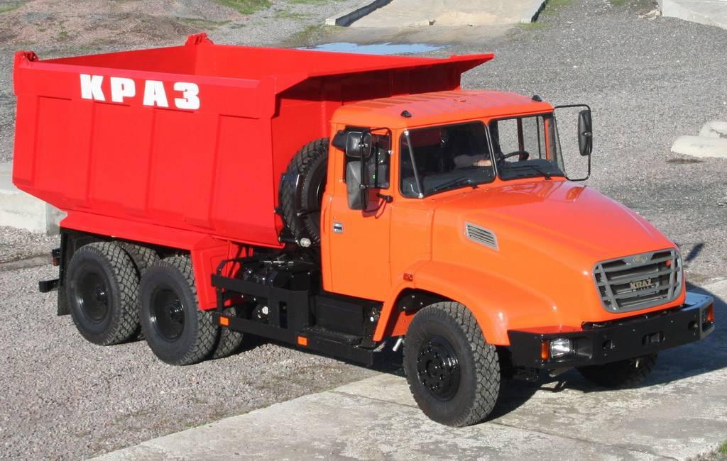 Краз-7133 - вики