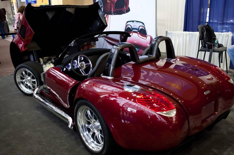 Кит для электромобиля