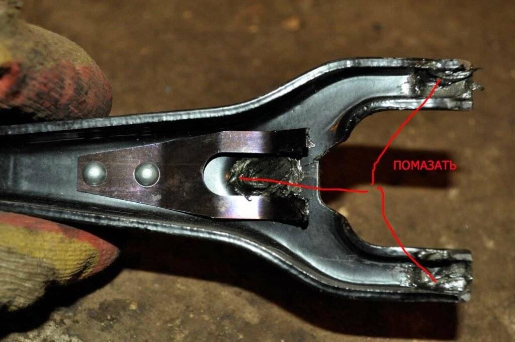 Замена вилки сцепления: тонкости и нюансы - автомобильный портал новомоторс
