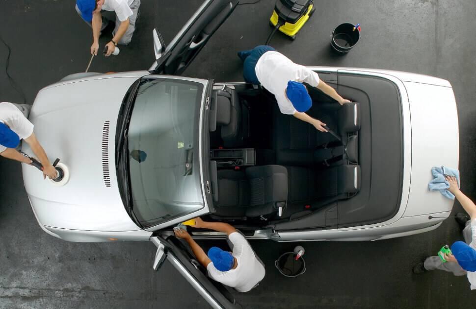 Что входит в предпродажную подготовку автомобиля