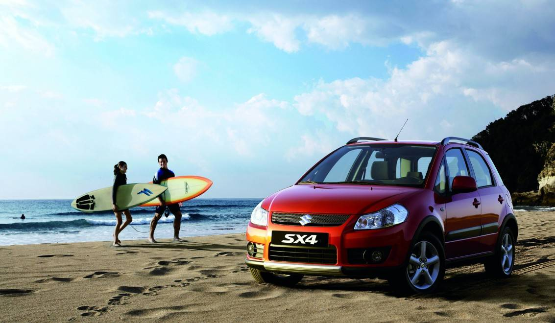 Suzuki sx4 2 - проблемы и неисправности