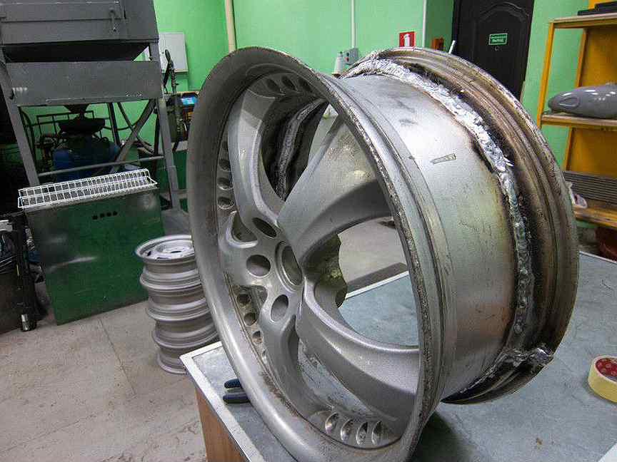 Ремонт стальных дисков / можно ли ремонтировать?