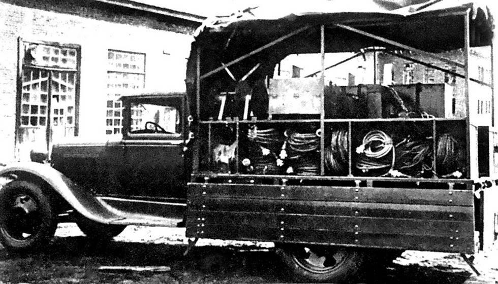 Тест-драйв газ-аа: героическая «полуторка»
