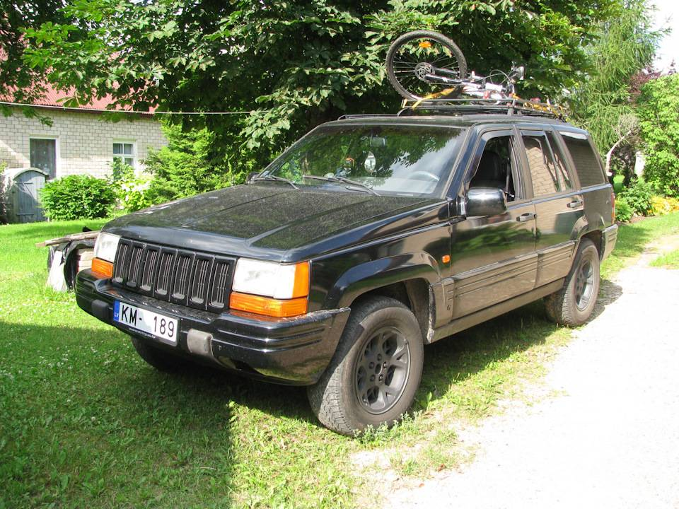 Jeep grand cherokee (wk2) — история болезни
