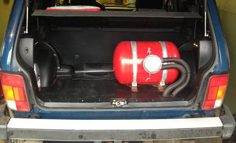 Установка гбо на авто: как и где поставить газобаллонное оборудование