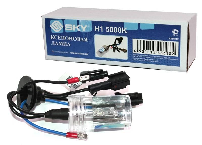Лампы h1 – какие лучше для оптики, галогенные, ксеноновые, светодиодные