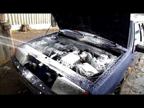 Как помыть двигатель автомобиля самому: описание, фото,видео.