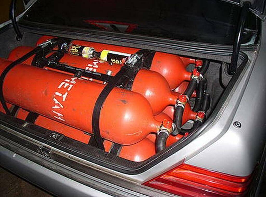 Машина на метане отзывы владельцев