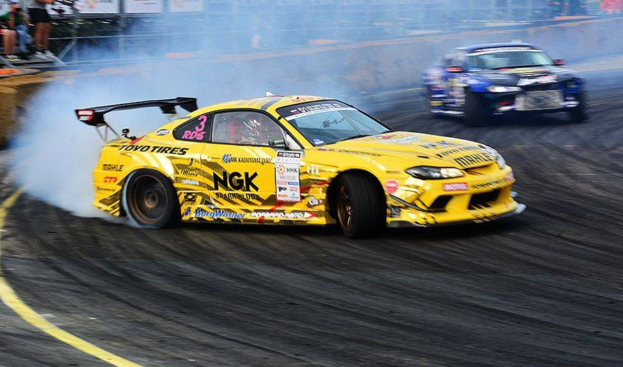 Что такое дрифтинг на машине в гонках - особенности drifting - avtotachki