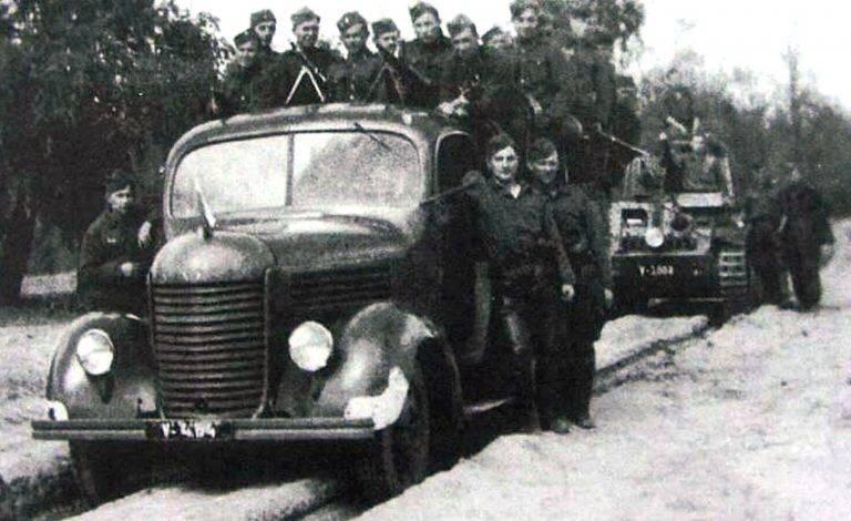 Skoda и praga времен второй мировой: неизвестные военные машины из чехословакии