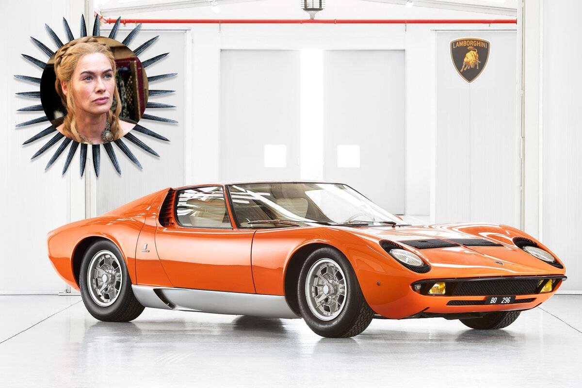 Какие автомобили подошли бы героям «Игры престолов»