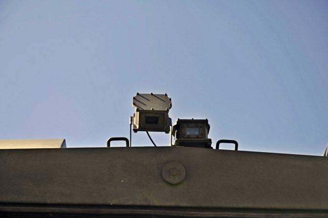 Разведывательная машина «тайфун-к» 4х4 камаз-53949