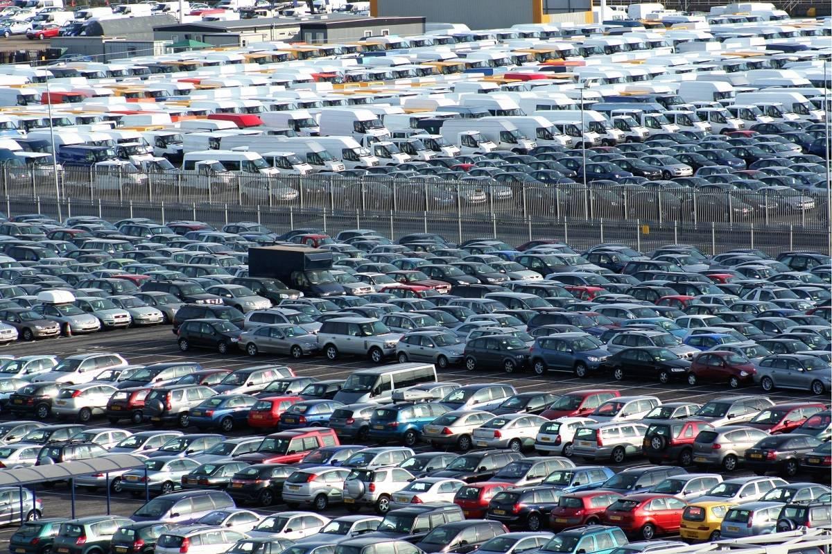 Названы регионы, в которых упали продажи автомобилей с пробегом