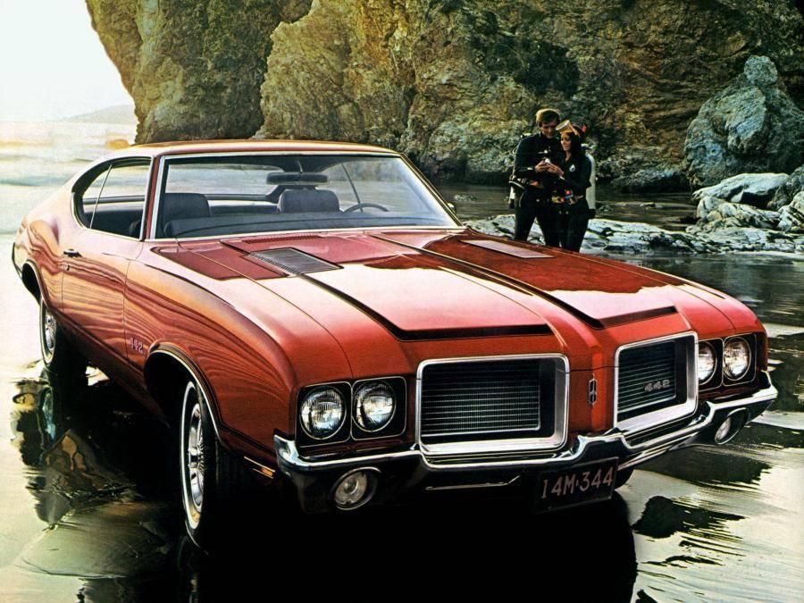 История американского автопрома 60-х годов