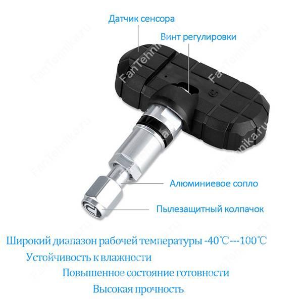 Как настроить и сбросить датчики давления в шинах, для чего