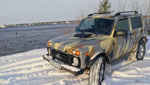 Ломучая, но мне нравится: отзыв владельца о ниве бронто за 700+ тыс рублей