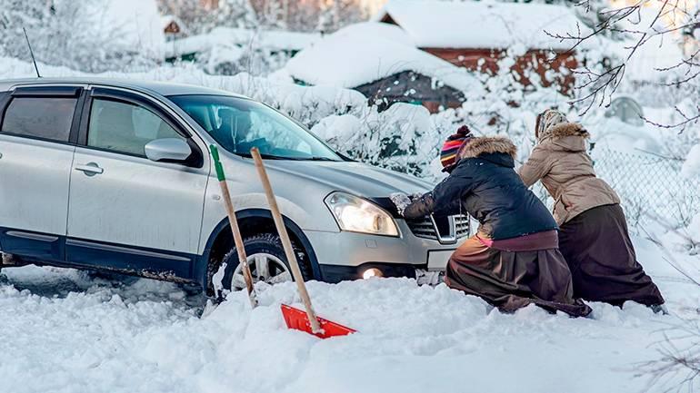 Как ездить на автомате зимой: советы и рекомендации