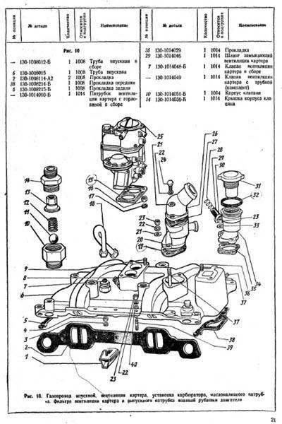 Как правильно установить шатуны на двигатель зил 130