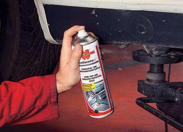 Как убрать ржавчину с кузова автомобиля своими руками: что делать, чем обработать и зачистить