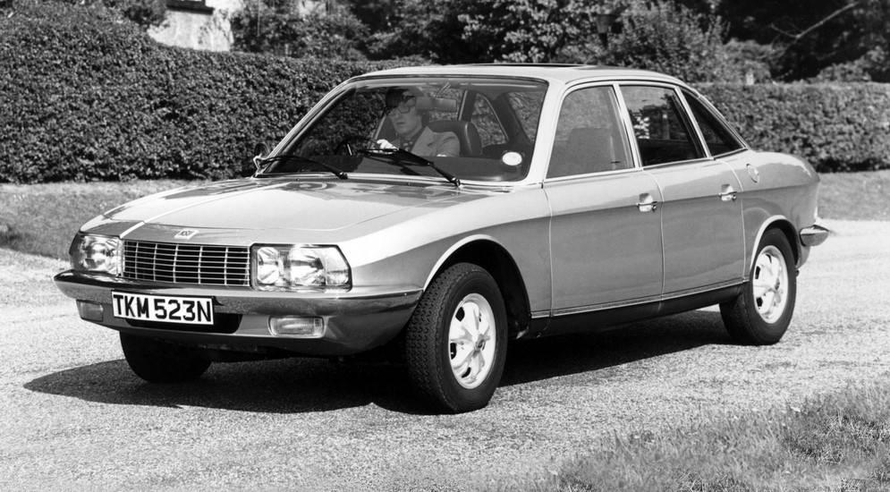 Audi 100 ls, mercedes 230, nsu ro 80: революция и карьера