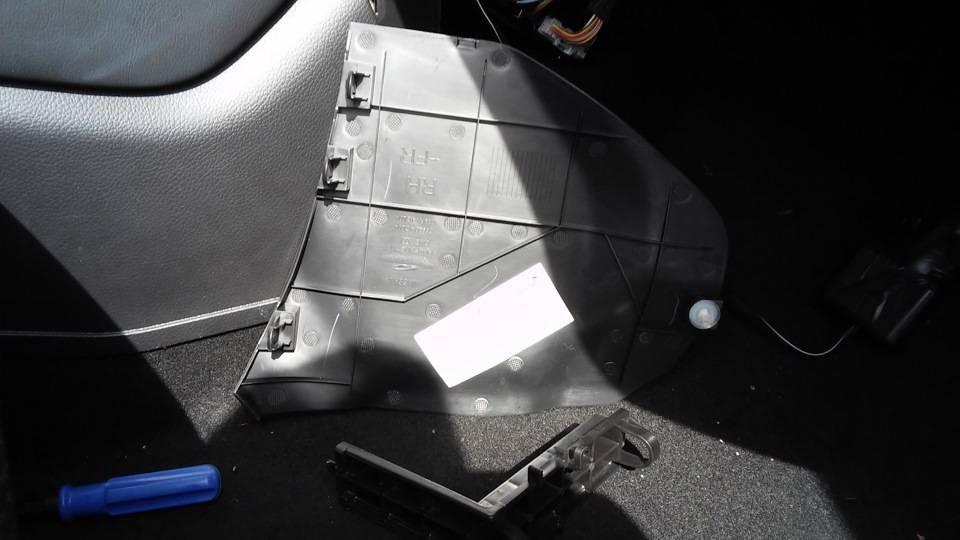 Замена салонного фильтра кашкай j10 и j11: где находится, видео
