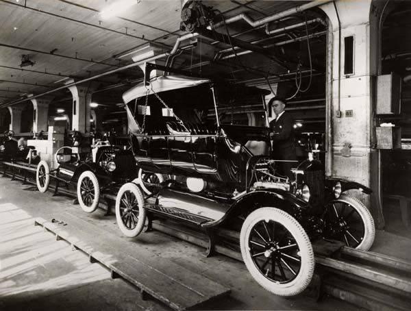 Форд генри: менеджмент его успешного предприятия