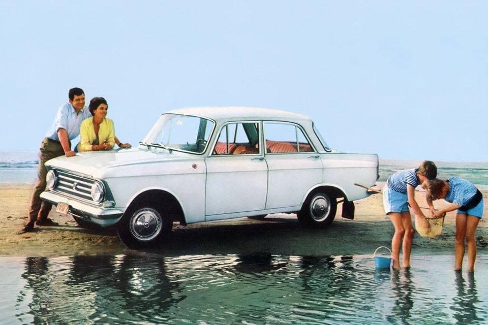 5 советских автомобилей, ставших популярными на западе   русская семерка