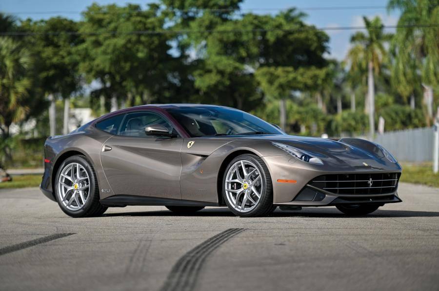 Ferrari utility vehicle (fuv) f16x этот безумный, безумный мир