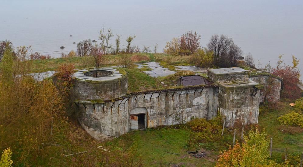 Музейно-исторический парк «остров фортов» в кронштадте