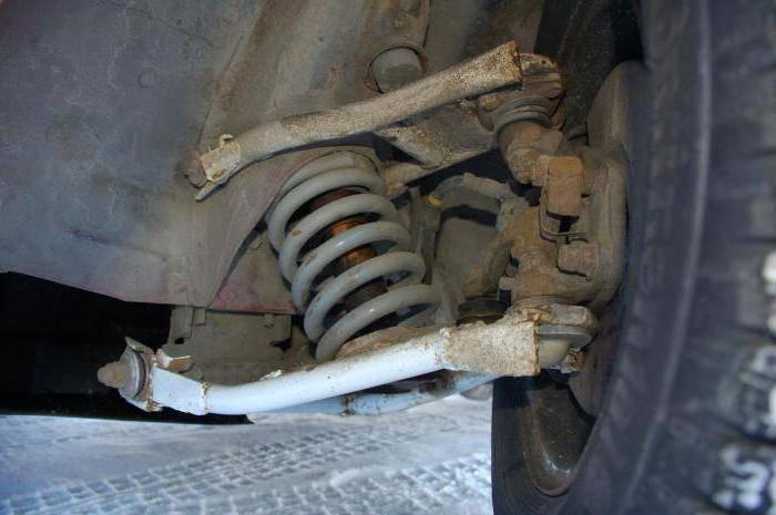 Ремонт передней подвески 2107 своими руками. как отремонтировать переднюю подвеску на ваз 2107. ремонт передней подвески ваз 2107.