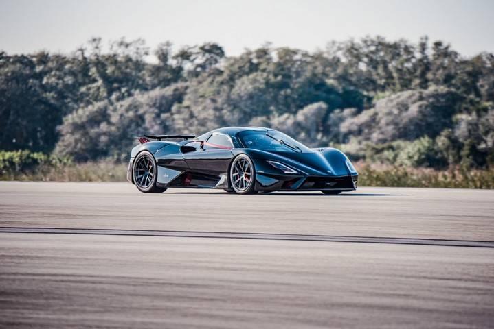 Самая быстрая машина в мире: рейтинг автомобилей с рекордной скоростью, быстрейшие серийные и российские авто